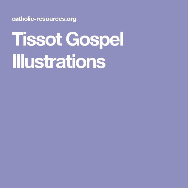 Tissot Gospel Illustrations