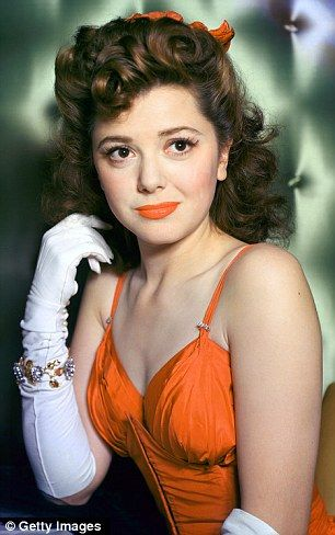Gone With The Wind actress Ann Rutherford