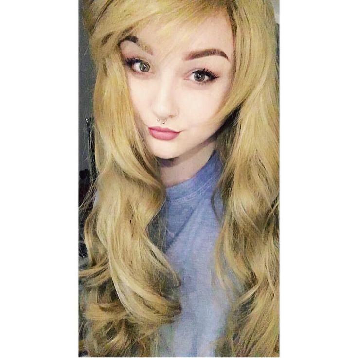 @natashaxleah amazing in Lush Wigs Fawn  #lushwigsfawn #wig #lushwigs  lushwigs.com