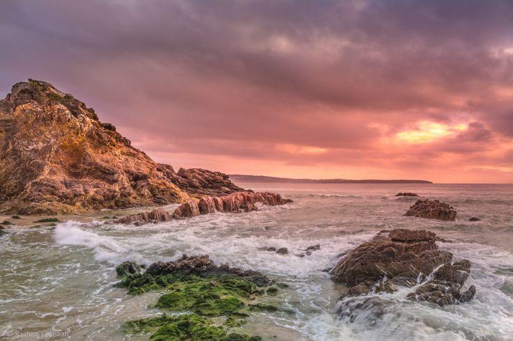 Pambula Rocks, Pambula NSW Australia - By Racheal Christian #Photography #Australia #Seascape #Ocean - rachealchristianphotography.com
