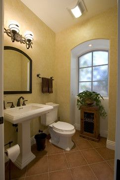 Yellow Bathroom Design Ideas, Pictures, Remodel, and Decor - page 5