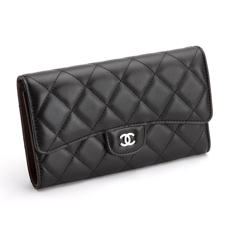 Best 25+ Chanel wallet ideas on Pinterest