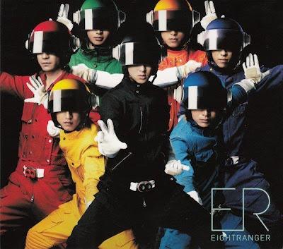 Cult / Kanjani8 - ER  Power Rangers