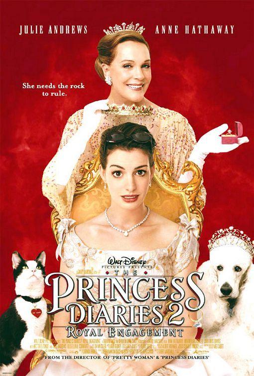 Princess diaries 2