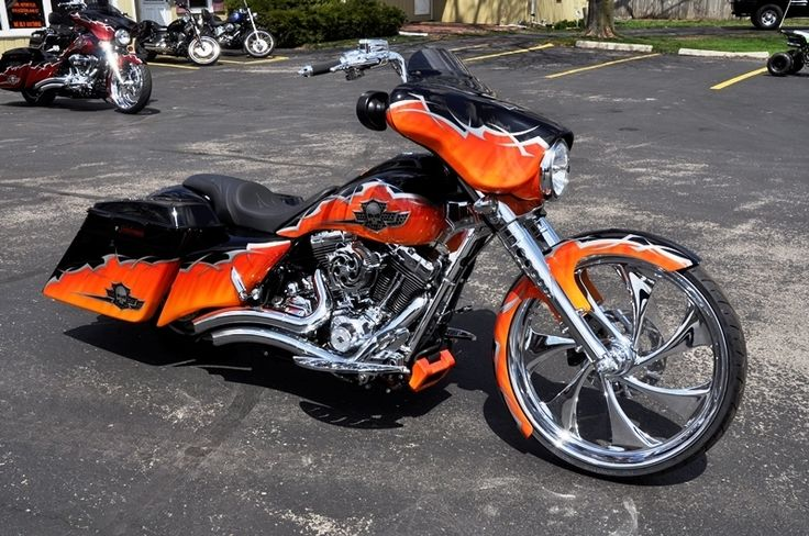 Harley-Davidson : Touring 2012 Harley Davidson Street Glide