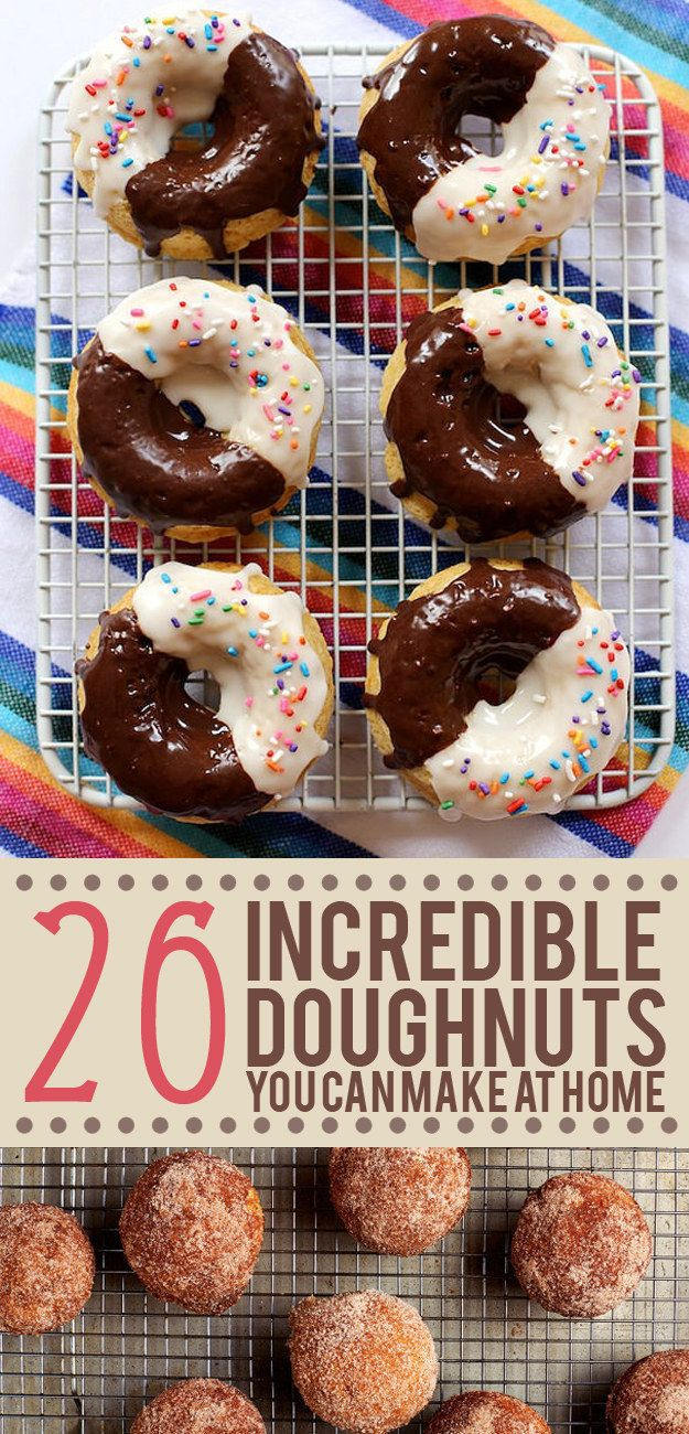 26 Doughnuts That Are Almost Too Good To Be True