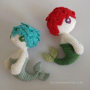 Free Amigurumi Mermaid Patterns : 1000+ ideas about Mermaids Pattern on Pinterest Crochet ...