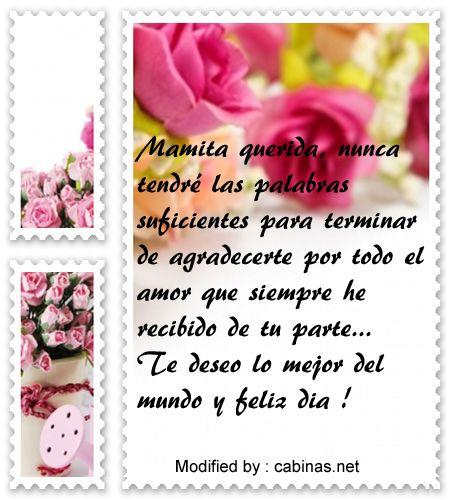 mensajes bonitos por el dia de la Madre,descargar bonitos mensajes por el dia de la Madre