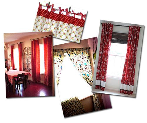 Faça você mesma as suas cortinas - Como costurar cortinas de um modo fácil