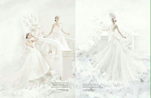 The Lily of The Valley and Rose of The Sharon Harper's Bazaar Indonesia @bazaarindonesia Wedding Ideas. July 2015  Wiki Wu & Nancy Wu Collection @wikiwu5 Photography Erwin Cappio Photography @benedictus_lee @cappiophoto Accessories Bremen Wong @bremenwong  Make Up and Hair Lisa Budiarti @lisabudiarti Model Timi @wynnmodels & Amanda Styled AS