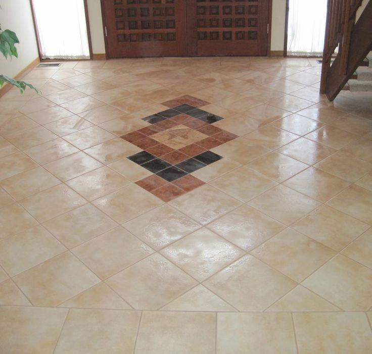 Best 25 tile entryway ideas on pinterest entryway for Foyer floor design ideas