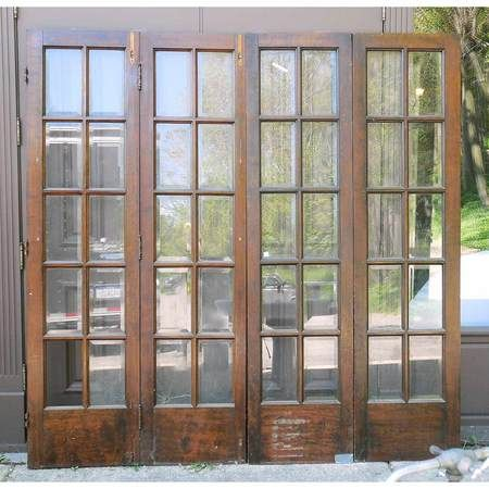 D14067 - Pair of Antique Revival Period Bi-Fold Doors # - 65 Best Door Decor Images On Pinterest Architectural Salvage
