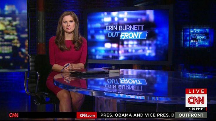 NYC Newswomen: Erin Burnett - OutFront - September 19, 2014