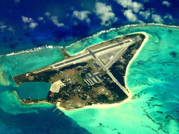 Midway Island - Where Dad grew up.