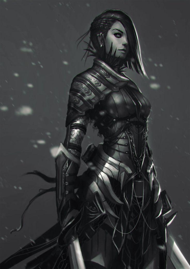 NyCrow, female, dragon: StalkingDeath