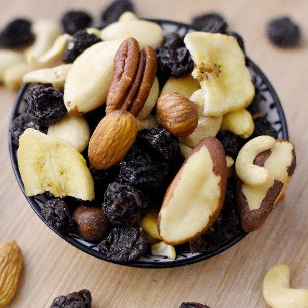 Grâce à Gretel, tu vas pouvoir composer le mix de fruits secs que tu aimes et grignoter healthy pendant tout l'hiver !