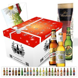 Internationaler Bier Adventskalender 2013