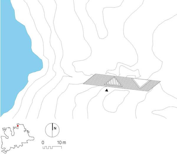 Abstrakte Kuben – Künstlerateliers auf Fogo Island, Saunders Architecture