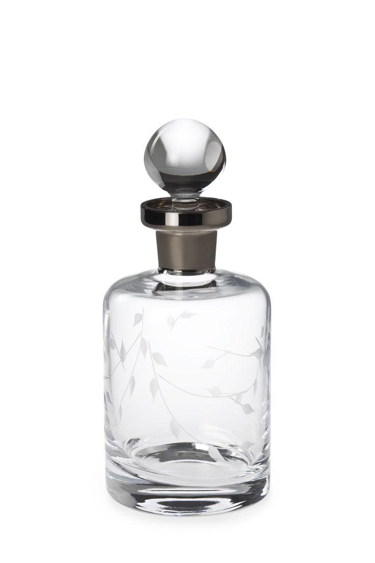 Bernardo Ninfa Wiski Şişesi / Whiskey Pitcher #bernardo #glass #tabedesign #scotch