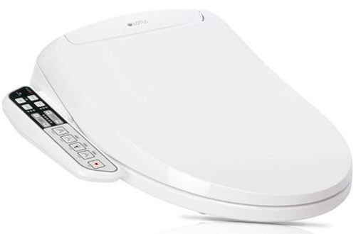 Lotus Hygiene Systems Ats 500 Advanced Smart Toilet Seat Bidet