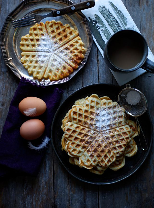 Waffles | The Food Club