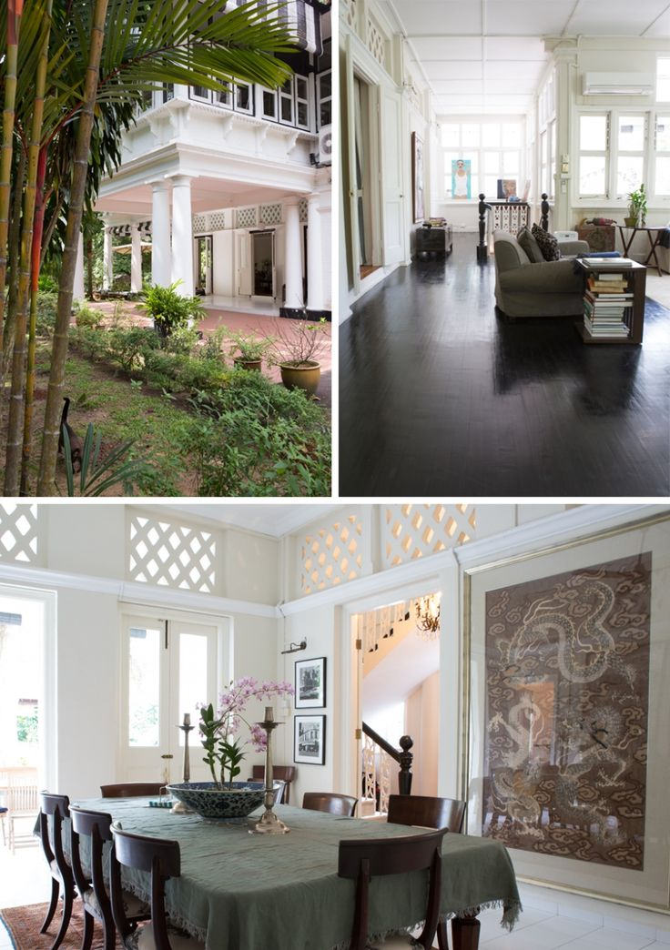 20 Modern Colonial Interior Decorating Ideas Inspired By Beautiful Colonial Homes: Family Photography At Home 3 Family Photography At Black & White House In Singapore