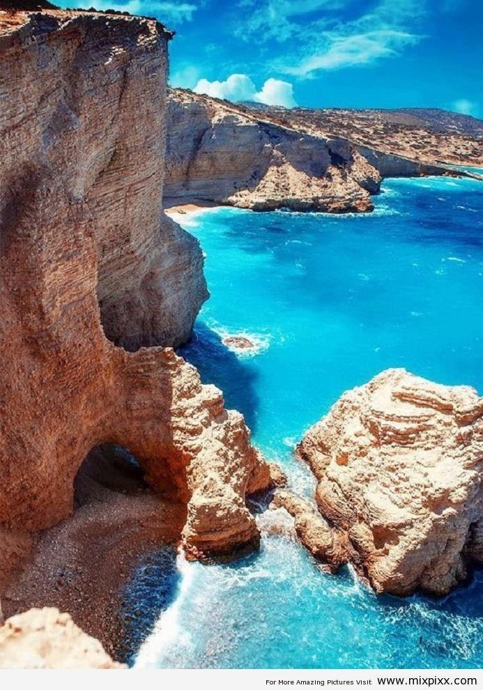 Koufonisia Islands, Greece