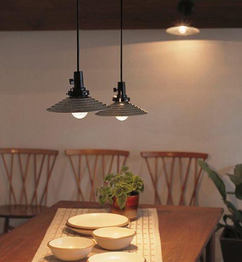 オーデリック レトロ和風LEDペンダント (和室)