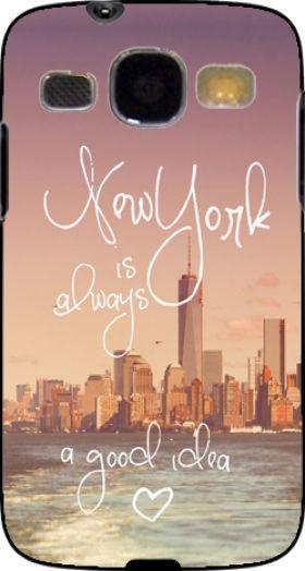 Always New York for Samsung Galaxy Core I8260