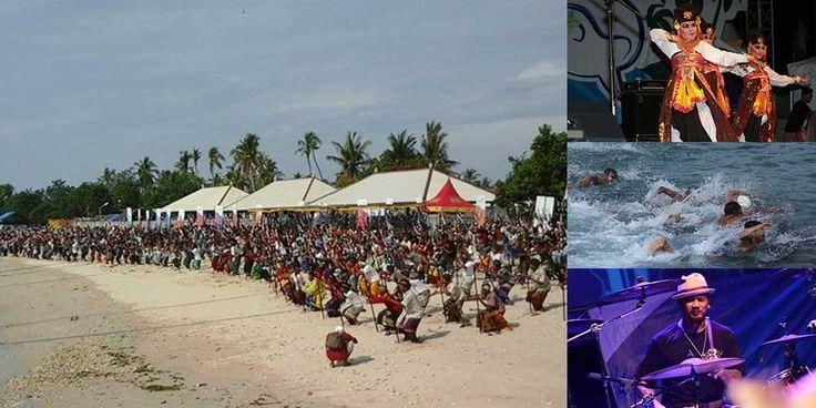 Nusa Penida Festival 2016 | Event www.justgoindonesia.com