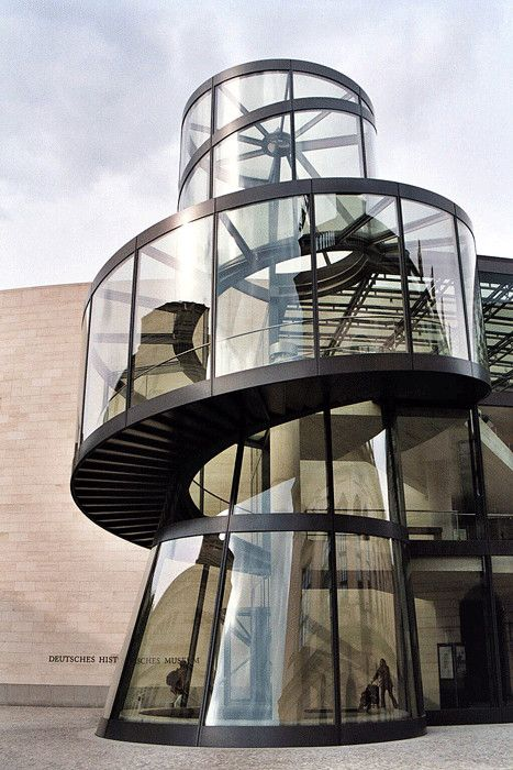 Berliner Architektur - Deutsches Historisches Museum