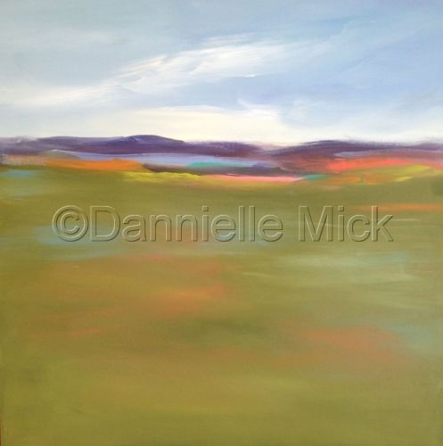 2613 Inner Landscape 92 by Dannielle Mick