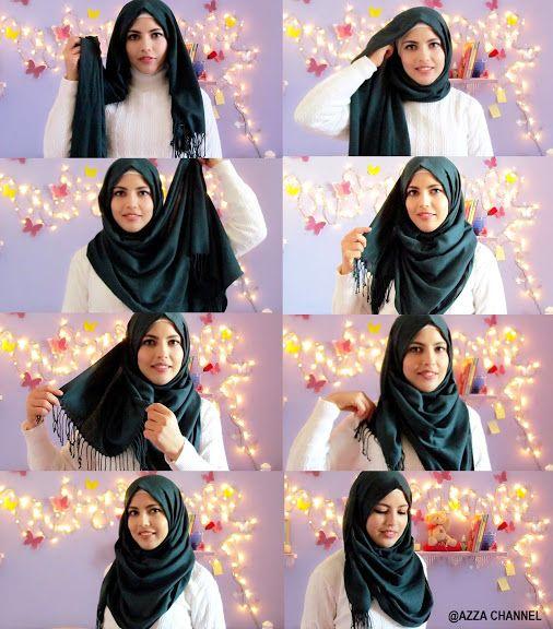 maxi hijab tutorial #hijab +BubbleGum Hijab+Zoya Hijab…