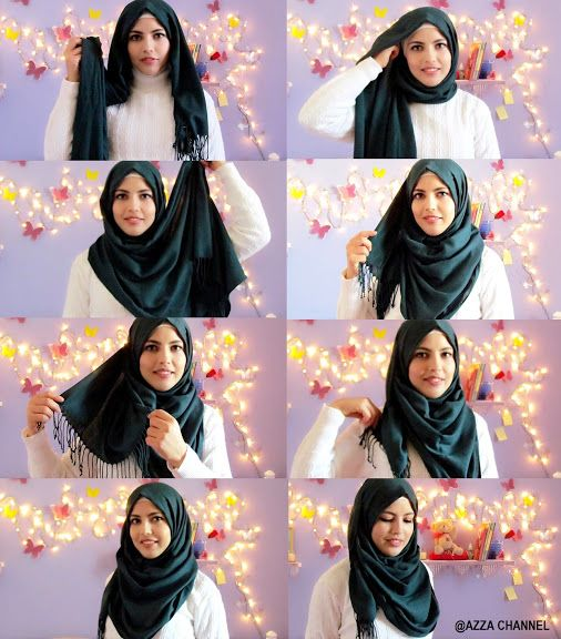 maxi hijab tutorial #hijab +BubbleGum Hijab +Zoya Hijab  - Les filles sont belles – Google+