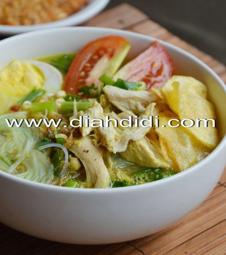 Diah Didi's Kitchen: Soto Ayam Madura