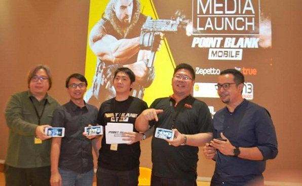 True Digital Plus, MOL dan Cipika Play hadirkan Point Blank Mobile