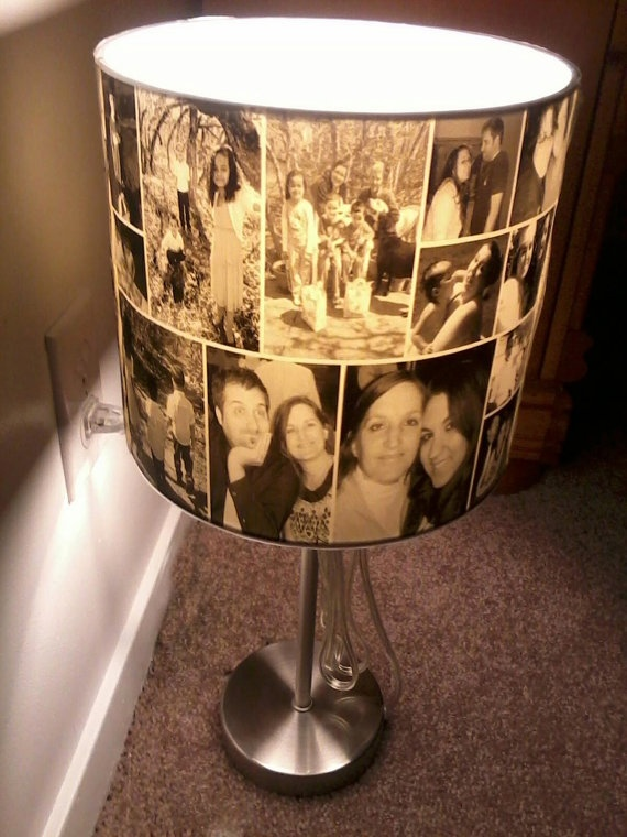 Custom Lampshade by ExposedShades on Etsy, $40.00Misc Stuff, Crafty Stuff, Decor Ideas, Crafts Ideas, Diy Crafts, Homemade Lampshades, Gift Ideas, Diy Stuff, Diy Projects