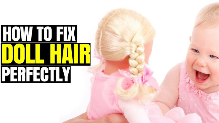 FIXING AN OLD AG DOLL! FIXING & CUSTOMIZING AN OLD AG DOLL | DOLL HAIR REPAIR | HOW TO MAESTRO https://youtu.be/Cjxv-R2jDqM