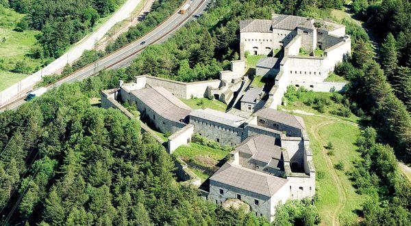 Fortress of Franzensfeste, Italy