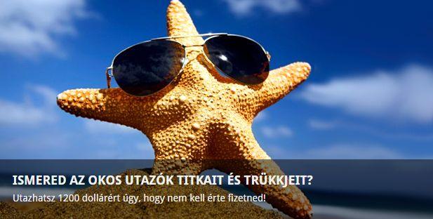 Ha érdekel, hogy hogyan utazhatsz évente 600-1200 dollár értékben úgy, hogy nem kell érte fizetned, akkor kattints a linkre! http://www.lukacsferenc.com/blog/?p=1090