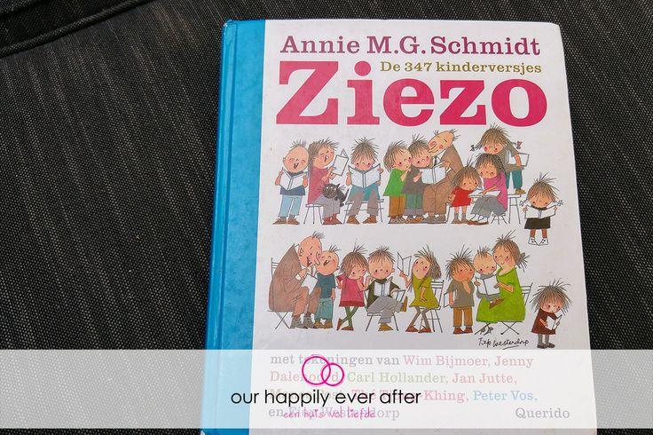 Dit boek mag zeker niet ontbreken in je verzameling! https://ourhappilyeverafter.be/ziezo-de-347-kinderversjes-voorleesvrijdag/