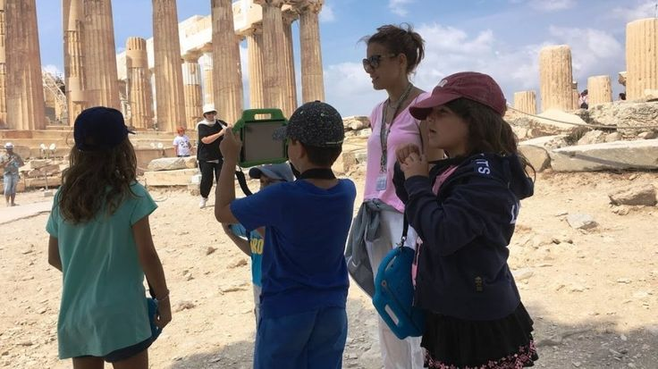Family Travel Holiday Packages for Greece - 11-day Family Vacation Package in Greece / Kidslovegreece.com