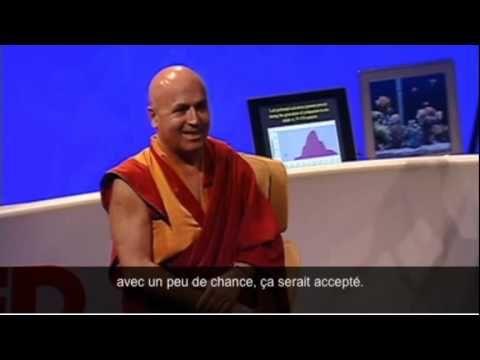 Bonheur, défi positif, Matthieu Ricard - A propos du Bonheur (3/3)