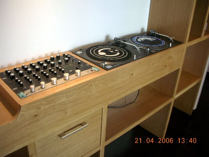 46 best images about meuble pour dj on pinterest vinyls dj equipment and nu 39 est jr. Black Bedroom Furniture Sets. Home Design Ideas