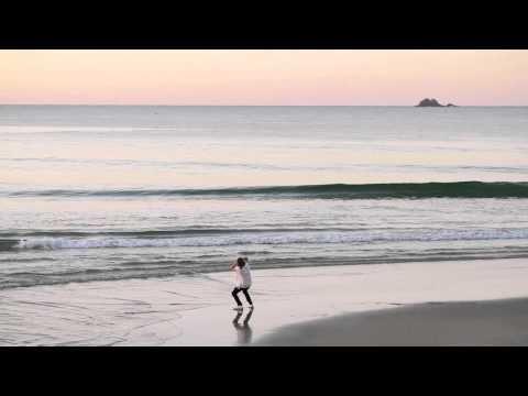 Enjoying a Sunset walk - TOMMY FRANKLIN