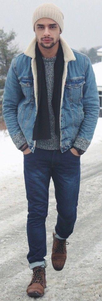 Cómo combinar un gorro en 2016 (297 formas) | Moda para Hombres