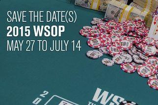Le Wsop 2015 svelano le prime novità: su tutti il 'The Colossus', torneo da 500 dollari e 5 milioni garantiti