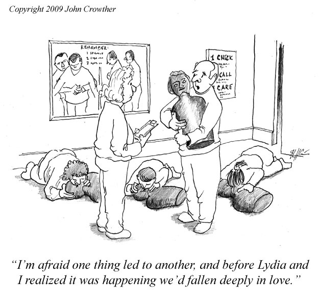 CPR humor