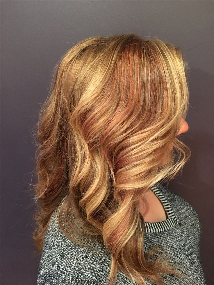 17 best ideas about rose gold highlights on pinterest rose hair color rose blonde and rose. Black Bedroom Furniture Sets. Home Design Ideas