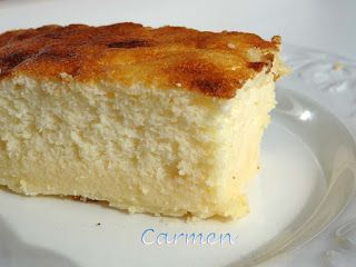 Caprichos sin gluten: Tarta de queso -tipo tuduri-